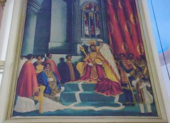 """Coronation of Emperor Haile Selassie I&q..."