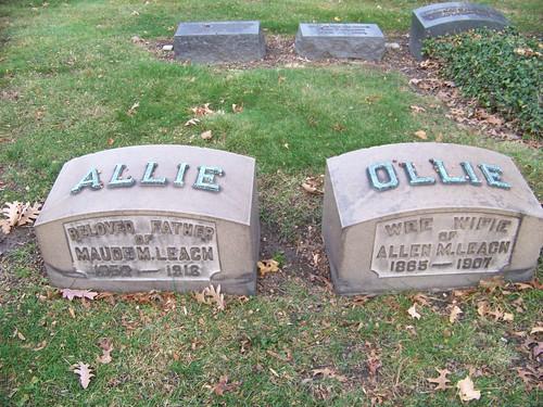 Allie and Ollie