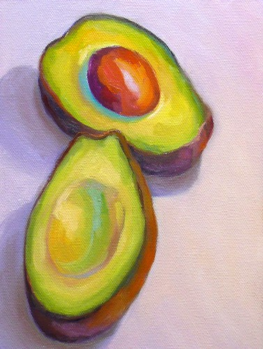 Avocado finished study