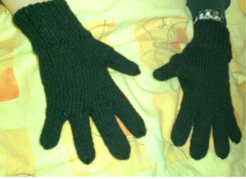 Handschuh Iris