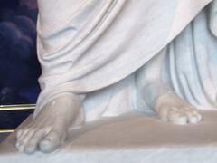 Pierced Feet