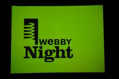 Webby Night