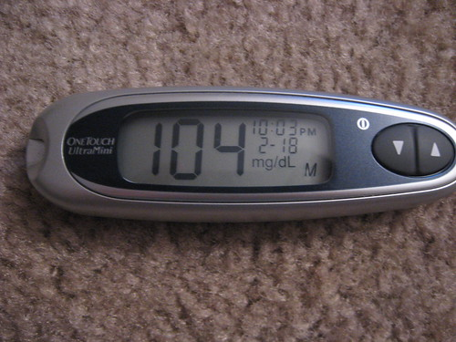 February 18, 2008 - diabetes365 - day 133