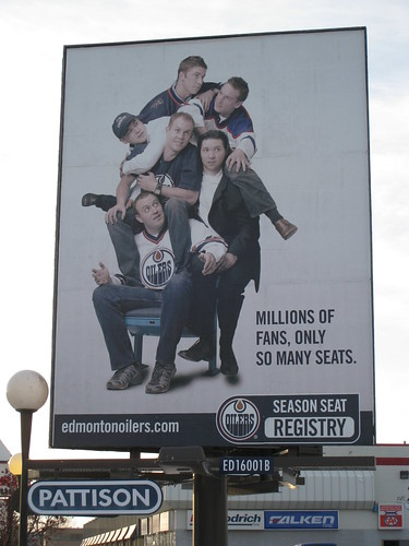 Oiler Billboard
