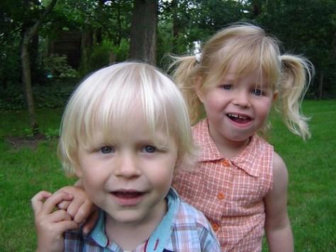 Rune en Elle Juli 2007