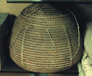 Papyrus basket