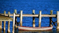 Goolwa Murray River Jetty