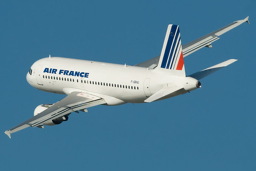 A319 Airfrance