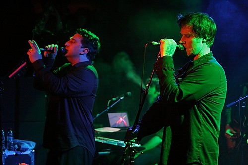 Gutter twins, Mark Lanegan, Greg Dulli