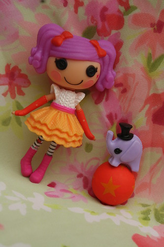 152/365 Mini Lalaloopsy Peanut Big Time