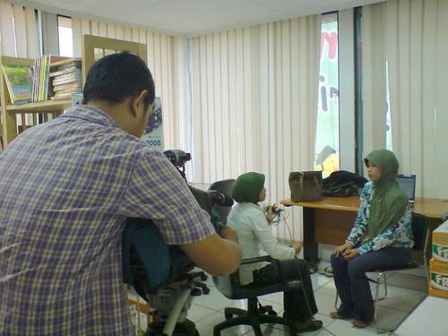 Interview sctv