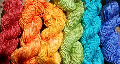Yarn for Part 2 T.A.P.