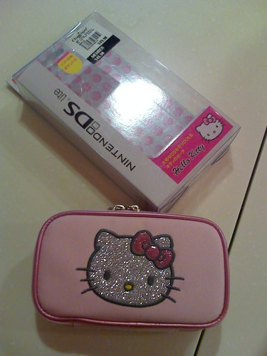 Hello Kitty DSL pouch