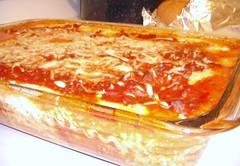 Lasagna! Nom!