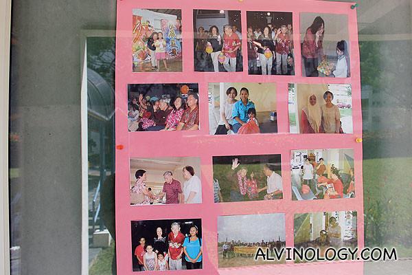 Residents' memories
