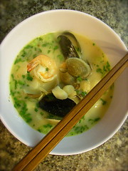 Spicy Shellfish Soup 1