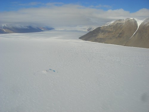 Into the Dry Valleys