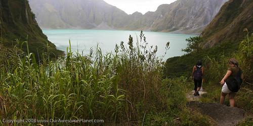 Mt. Pinatubo Hike 12.17
