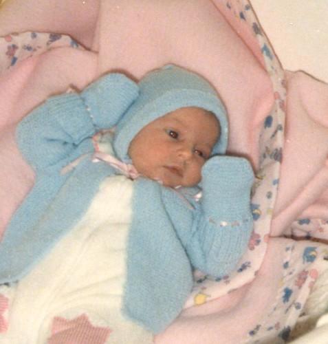 baby JB Feb 9 1985