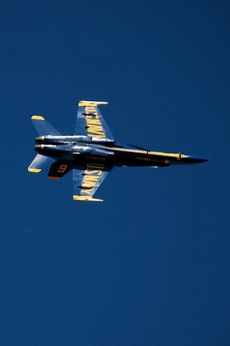 Fleet Week - Blue Angels - 09
