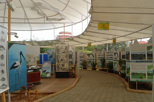 adayar poonga exhibition