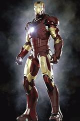 O Homem de Ferro - Clique para ampliar esta foto