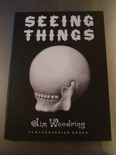 Jim Woodring - Seeing Things
