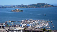 Marina and Alcatraz