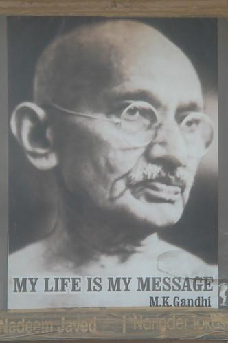 Raj Ghat甘地紀念碑1-27