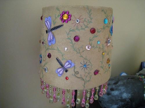 Amelia's lamp