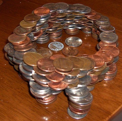Coin structure