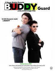 Buddy Guard the Movie Poster