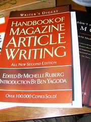 Writer's Digest Book Shipment