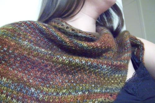 Knitting Stitches Eye Of Partridge : Eye-of-Partridge Shawl Aemmeleias Ephemera