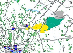 Green Infrastructure in Inner MD suburbs