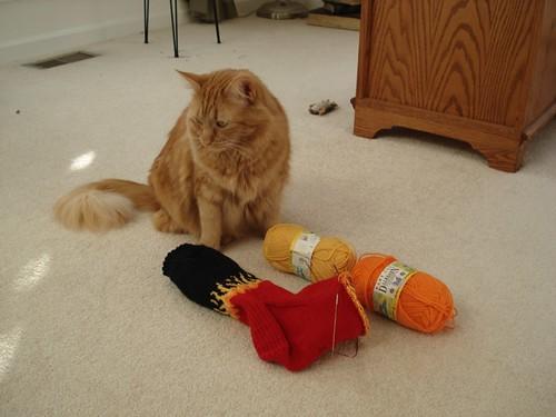 Simon and The Sock