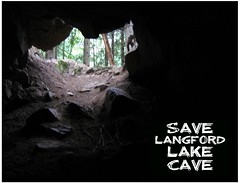 Save Langford Lake Cave