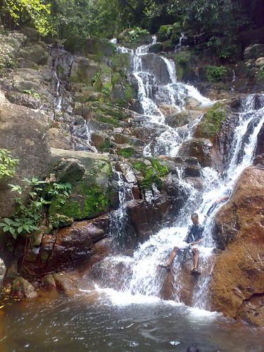 asahan waterfall