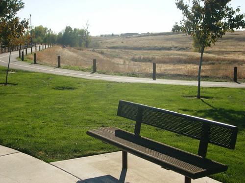 Saturday afternoon park