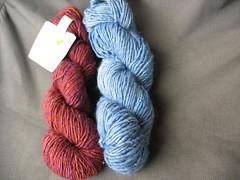 redwood and light indigo fibre company terra