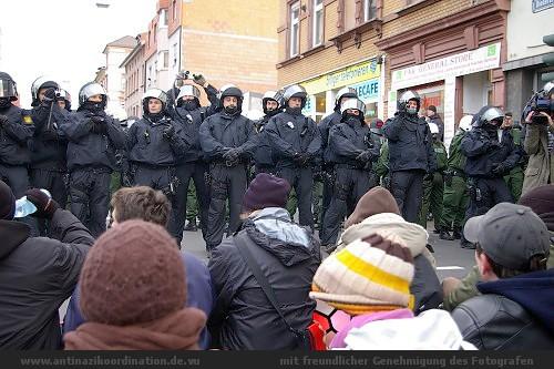 15.12.2007 Offenbach NPD-Desaster