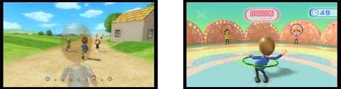 Wii Fit Screens 2