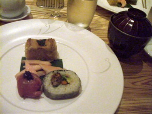 Chef's Select Sushi and Soup by bloompy