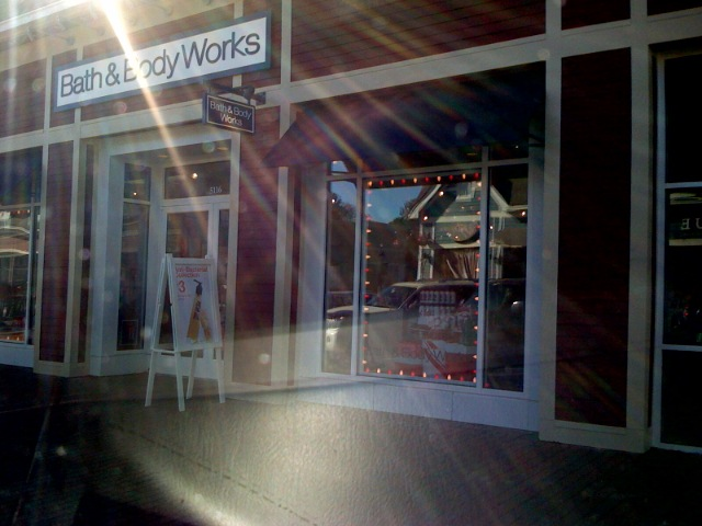 Bath & Body Works, Williamsburg VA