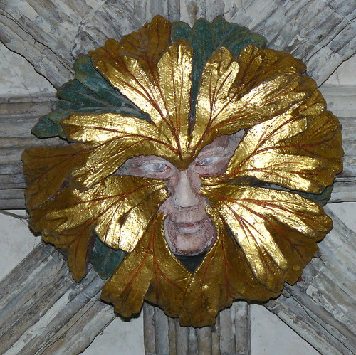 The GreenMan (by Claudecf)