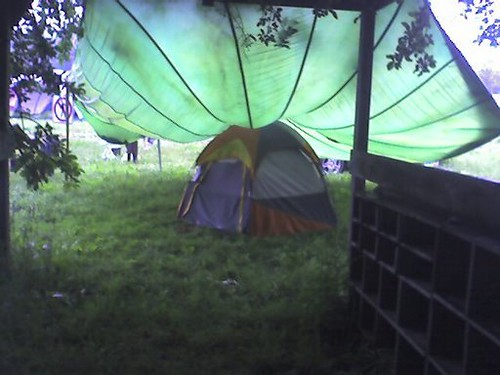 20080702 - X-Day at Brushwood - 160-6023 - Christie & 808's tent - (by Christie) - please click through to leave a comment on FlickR