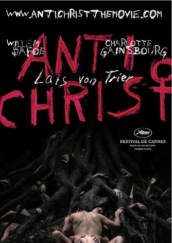 Antichrist Sticker 2