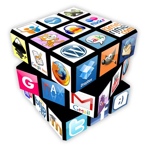Rubik Apps by César Poyatos, on Flickr