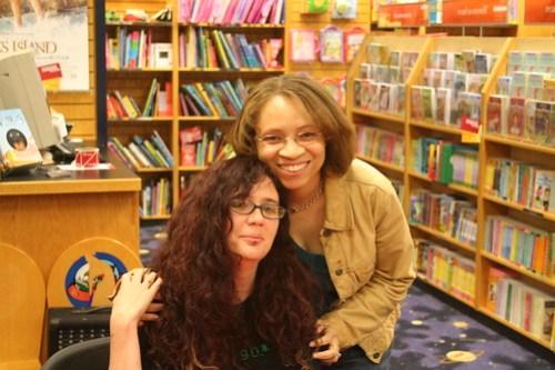Melissa Marr & Me