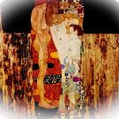 Gustav Klimt. Las tres edades de la mujer, 1901.